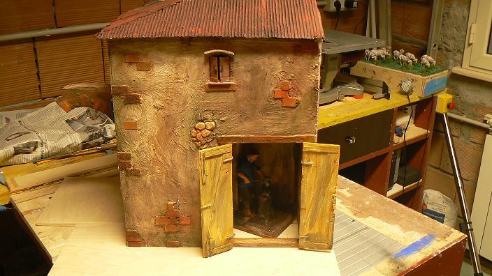 Domenica 27 novembre laboratorio dei presepi per bambini for Programma per costruire case