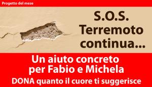 home sito terremoto continua fabio michela copia